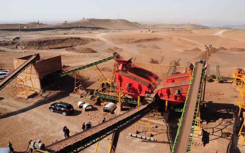 ارزش صادرات مواد معدنی به ۸.۴ میلیارد دلار رسید