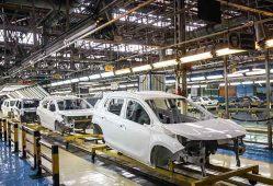 افزایش ۲۱ درصدی تولید اتومبیل سواری در ۷ماهه امسال