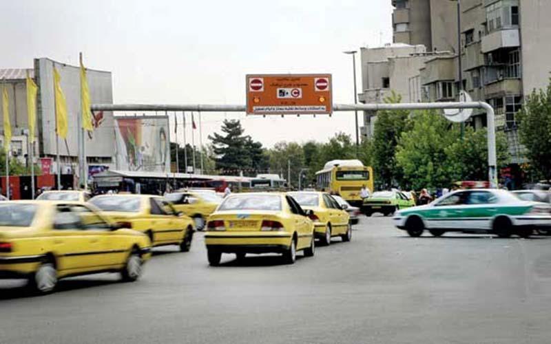جزئیات طرح ترافیک سال ۹۸ در تهران