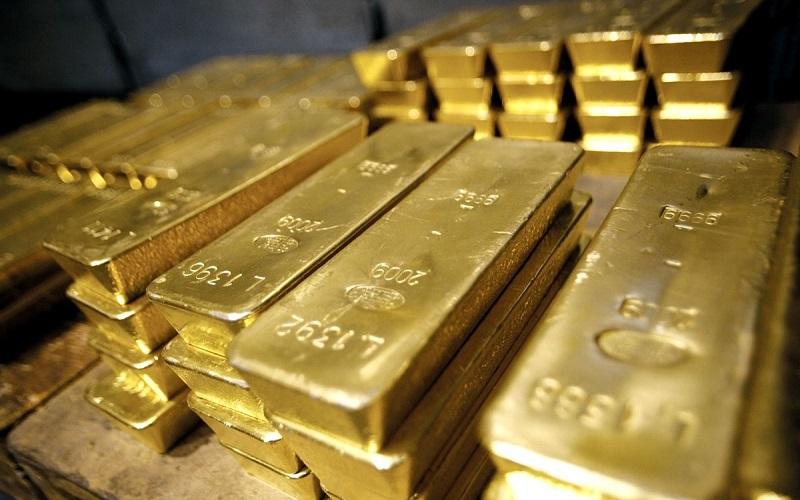 قیمت طلا نزدیک به رکورد ۳ هفتهای باقی ماند/ پالادیوم در اوج