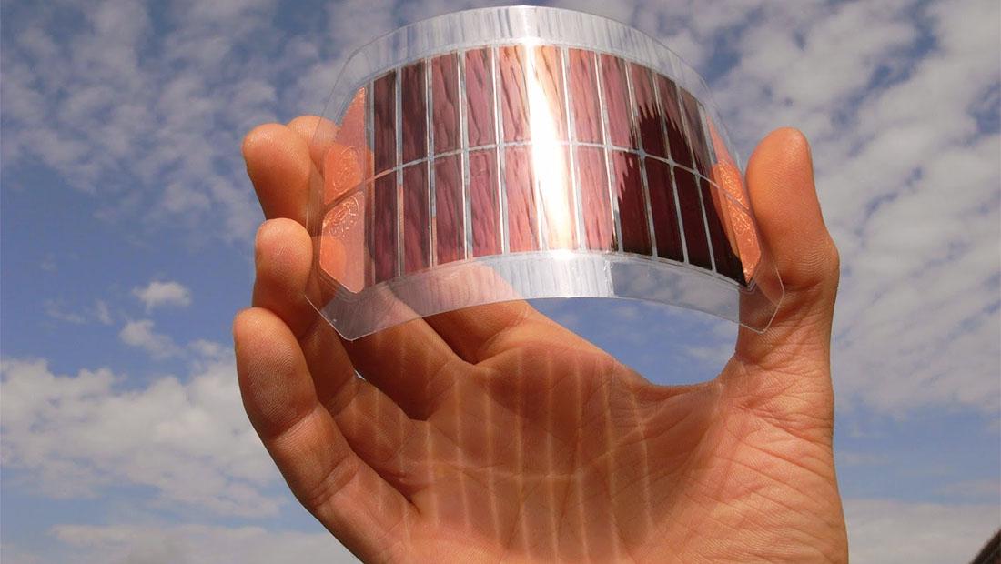 پساکمیابی سلول خورشیدی چاپ سهبعدی