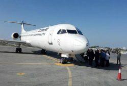 افتتاح فرودگاه جاسک