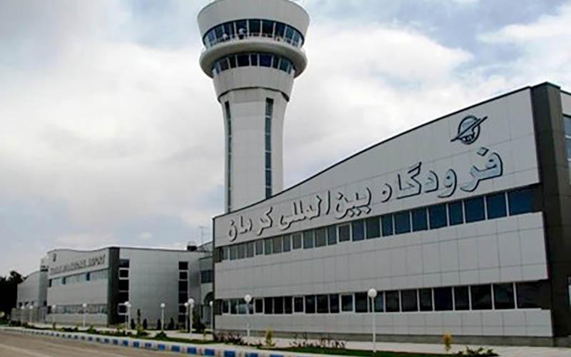 آخرین وضعیت راهها و فرودگاه کرمان پس از زلزله