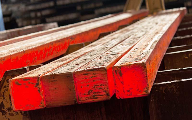 توقف صادرات فولاد بزرگترین شرکت روسی به ایران