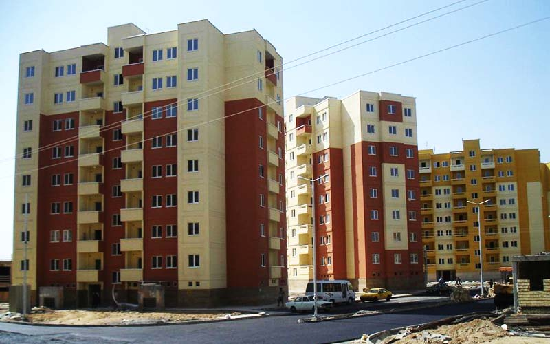 ۱۰۰۰۰ مسکن مهر هشتگرد، فاقد متقاضی