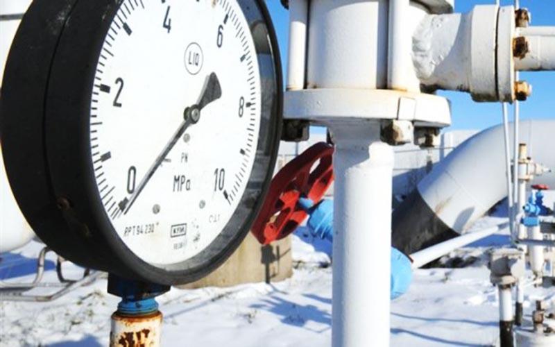 مصرف گاز در کشور رکورد زد