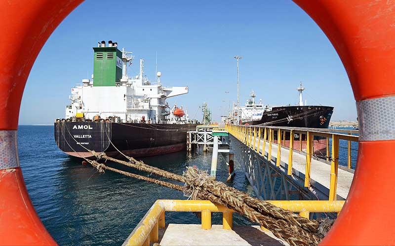 ۴۰ درصد نفت ایران به اروپا رفت