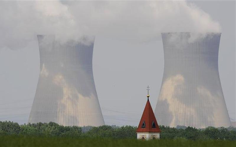 خاموشی یک نیروگاه هستهای دیگر در آلمان
