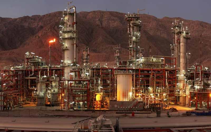 تولید گاز فازهای ٢٢ تا ٢٤ پارس جنوبی آغاز شد