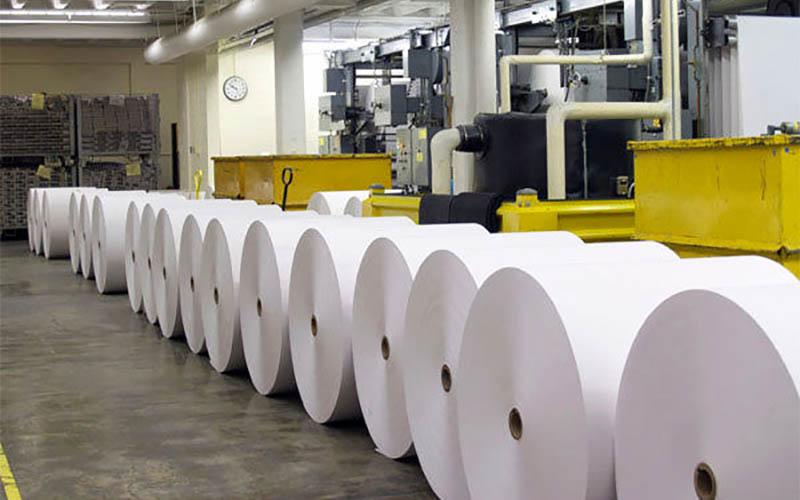 بخشنامه جدید گمرک درباره معافیتهای مالیاتی کاغذ وارداتی