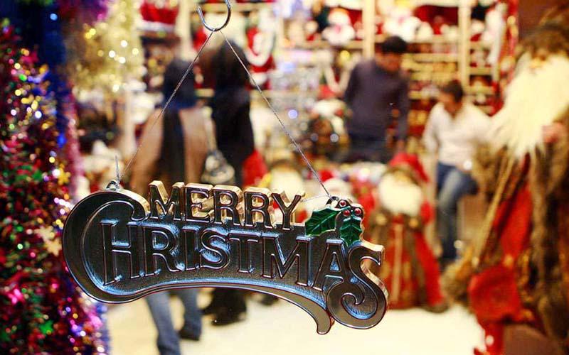 مخارج جشن وارداتی؛ مردم برای کریسمس چقدر هزینه کردند؟