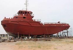 انتقال دانش کشتیسازی از کره به ایران
