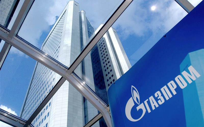 ساخت ایران الانجی در گازپروم