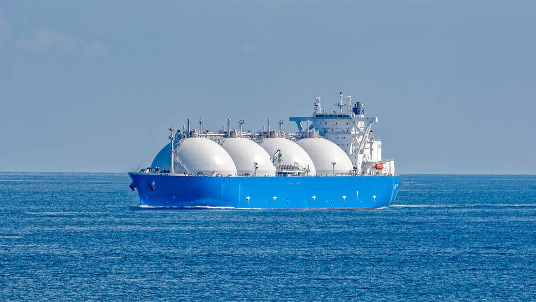 کشتی گاز طبیعی