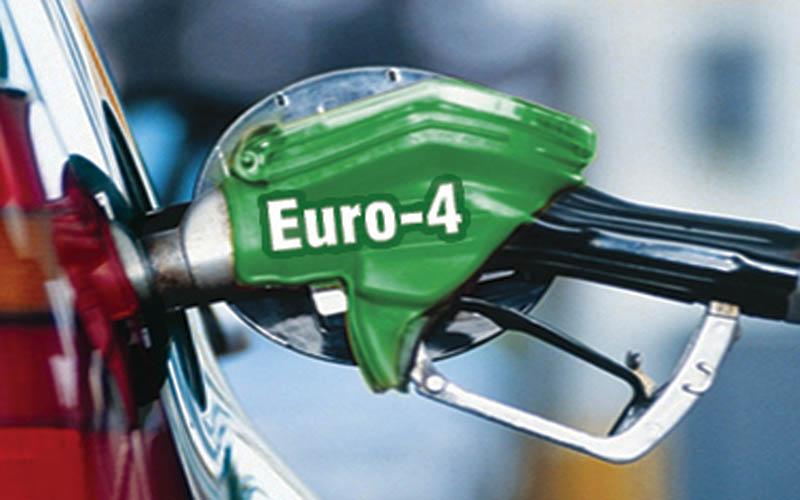 گازوئیل توزیعی در تهران استاندارد یورو ۴ دارد
