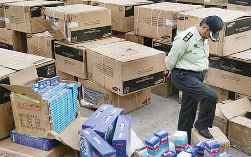 14 هزار تن کالای قاچاق در تبریز کشف شد