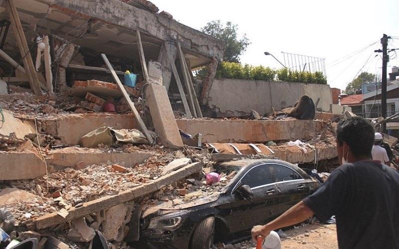 کلانشهرهای کشور در معرض خطر زلزله قرار دارند