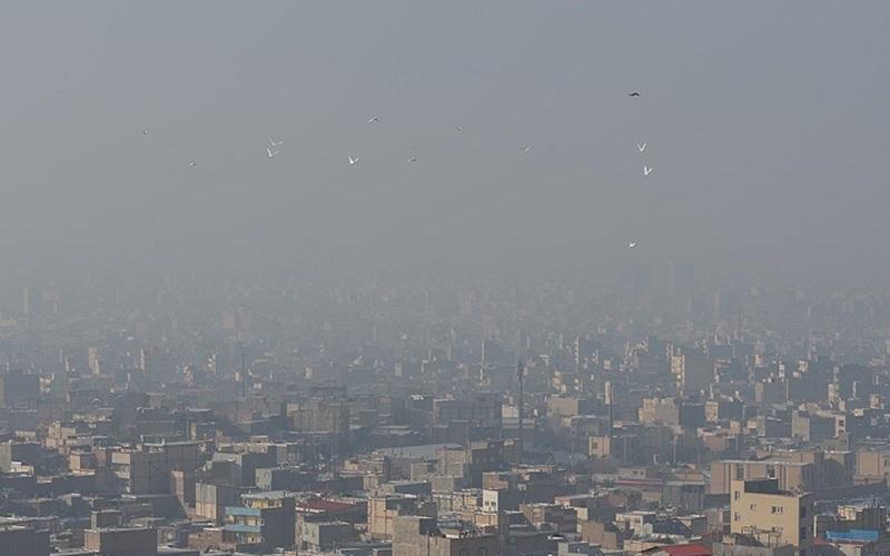 خط ۴ کارخانه سیمان تهران تا زمان رفع آلودگی در لیست صنایع آلاینده