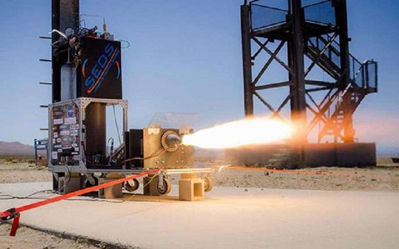 چین یک موتور مخصوص موشکهای سبک آزمایش کرد