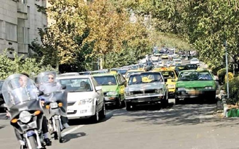 تاثیر شدید خودروهای فرسوده روی آلودگی هوا