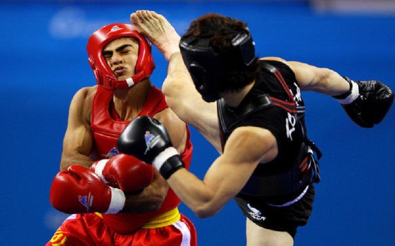 حذف وزن ۷۵- کیلوگرم ووشو در بازیهای آسیایی جاکارتا به ضرر ایران