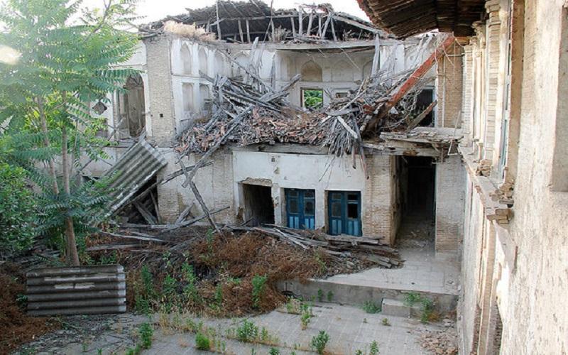خطر تخریب بافت تاریخی گرگان را تهدید میکند
