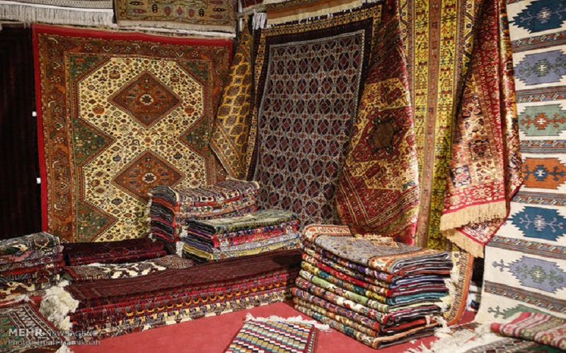 افزایش ۳۱ درصدی ارزش صادرات فرش دستباف