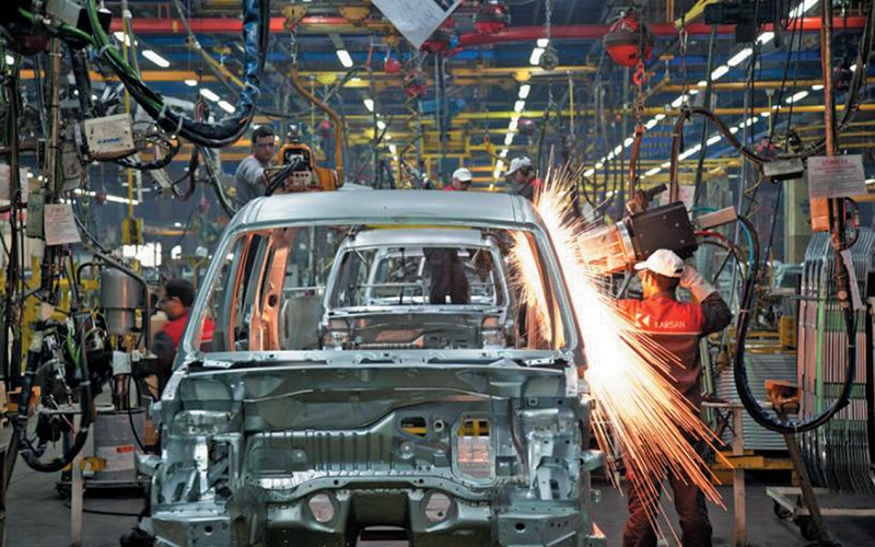 زنجیره تامین رقابتپذیر، اولویت اصلی صنعت خودروسازی است