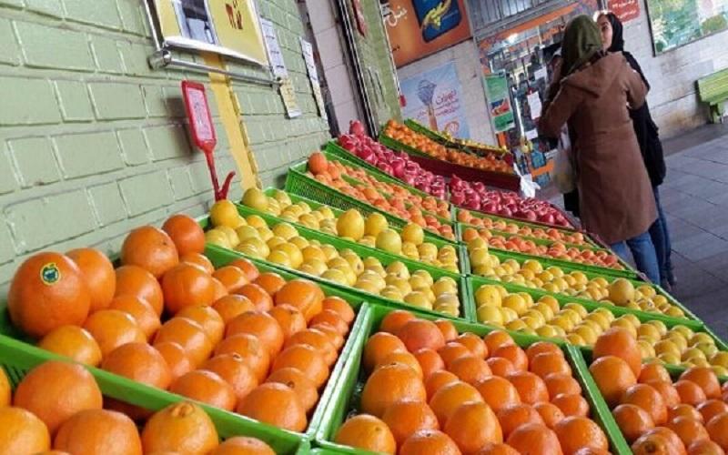 پرتقال و نارنگی در بازار شب یلدا به وفور وجود دارد