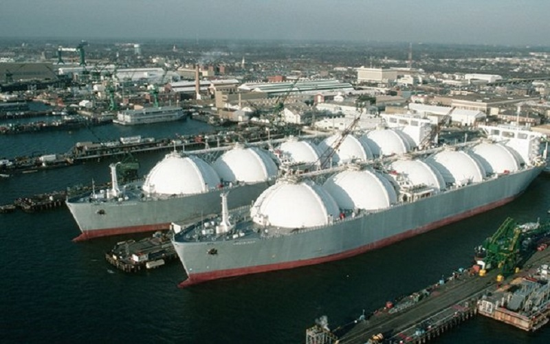 شل ۱۵ سال LNG کویت را تامین میکند
