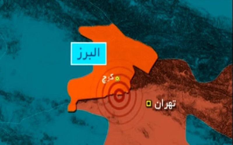 توضیح سازمان زمینشناسی درباره زلزله ملارد و گسلهای تهران