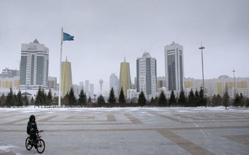 بانک آمریکا ۲۲ میلیارد دلار از داراییهای قزاقستان را بلوکه کرد