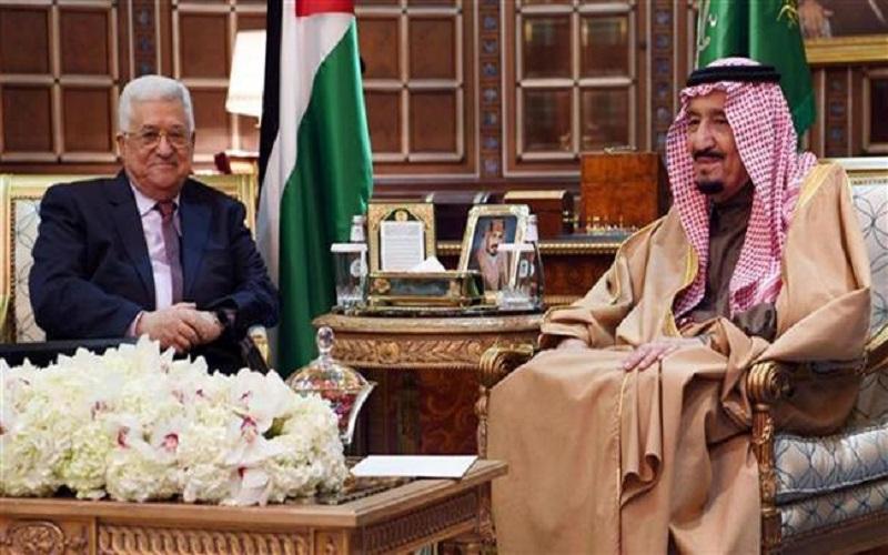 محمود عباس وارد عربستان شد