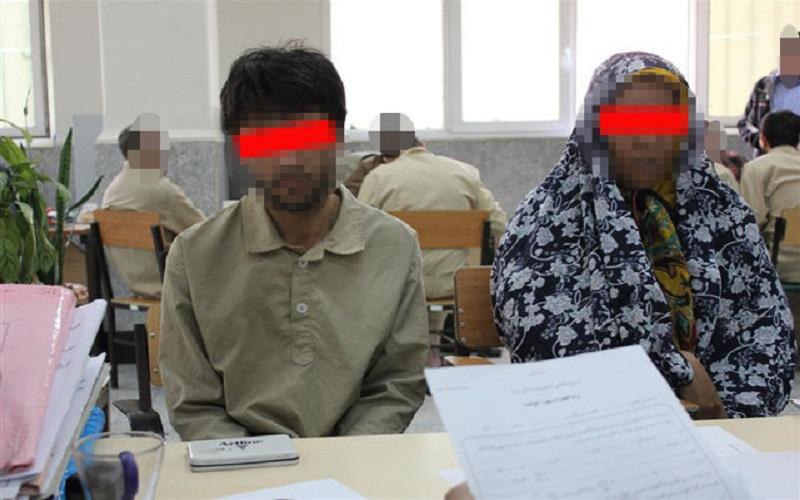 دستگیری مادر و پسر موادفروش در تعقیب و گریز پلیس