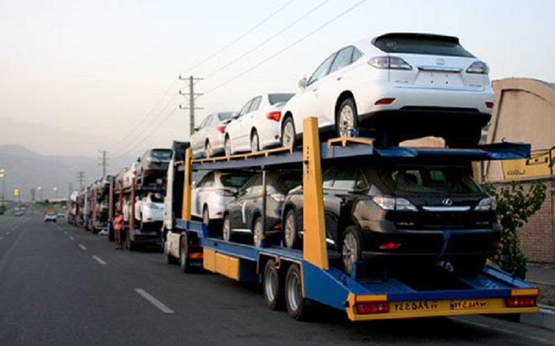 سرعت نجومی قیمت برخی خودروهای وارداتی