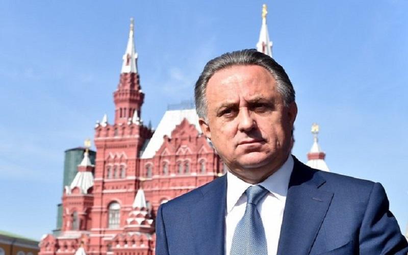 ویتالی موتکو، از ریاست فدراسیون فوتبال روسیه استعفا داد
