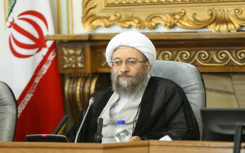 واکنش آملی لاریجانی به سخنان اخیر روحانی