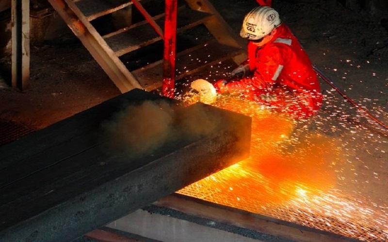 فولاد چین ارزان شدن فولاد چین