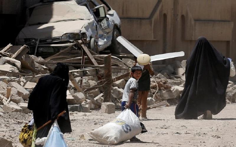 بین ۹ تا ۱۱ هزار غیرنظامی در جنگ موصل کشته شدند