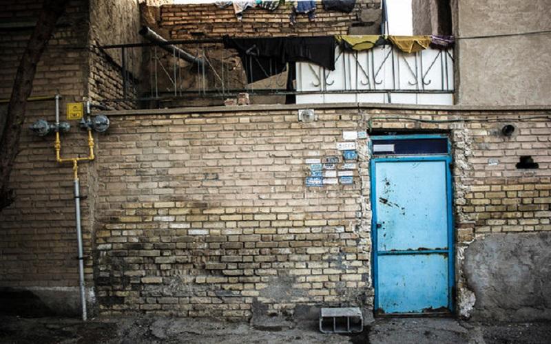 ۱۵ درصد جمعیت تهران در بافت فرسوده زندگی میکنند