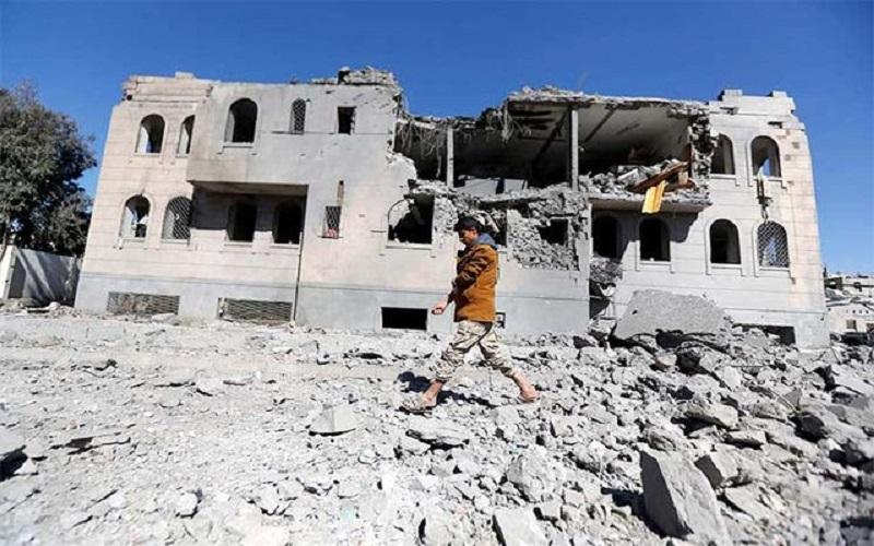 ۵۰ کشته و زخمی در حملات جنگندههای ائتلاف عربی به صعده و تعز