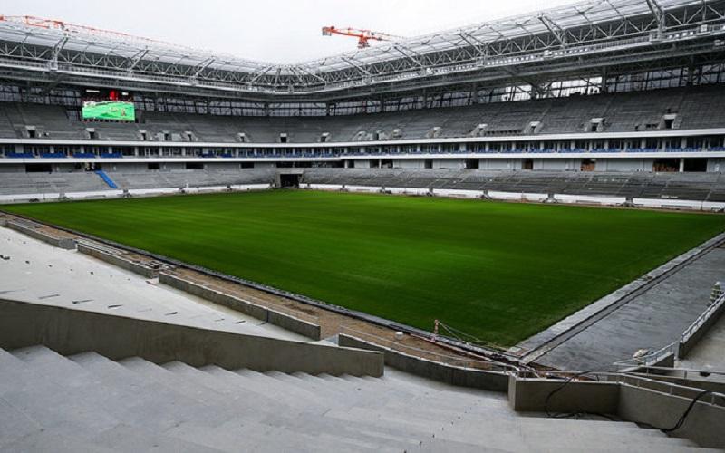 تلگرام بانک کشاورزی افتتاح ورزشگاه کالینینگراد برای جام جهانی - تجارتنیوز