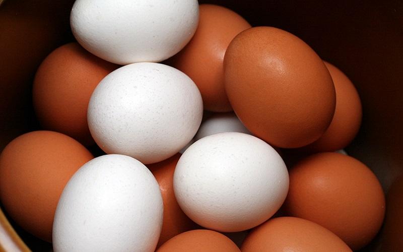 هر شانه تخم مرغ 12 هزار تومان