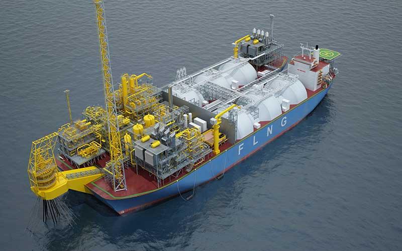 صادرات LNG آمریکا؛ عامل تغییر در بازار کشتیرانی