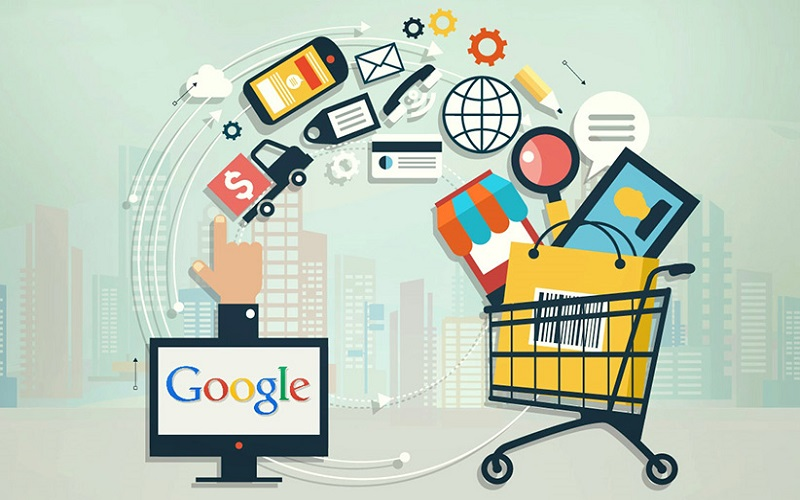 گوگل+تجارت نیوز