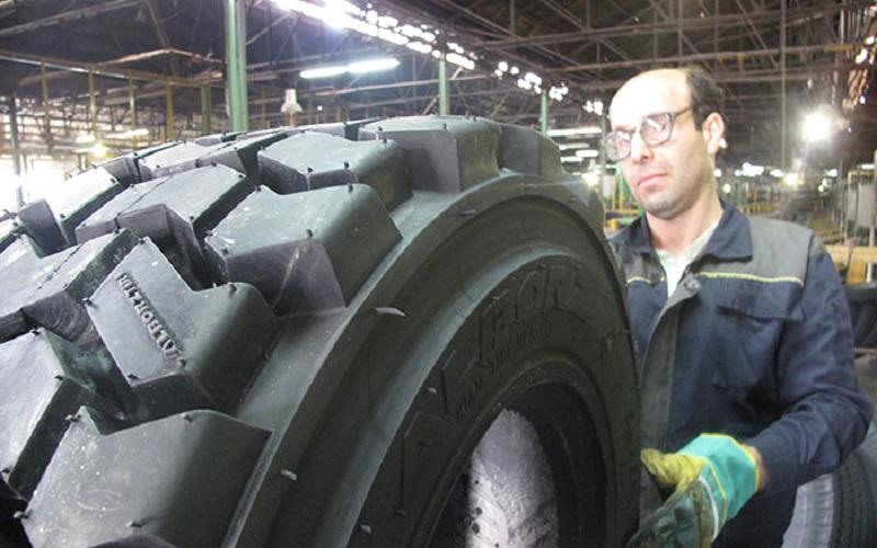 قدیمیترین تایرساز کشور در آستانه تعطیلی
