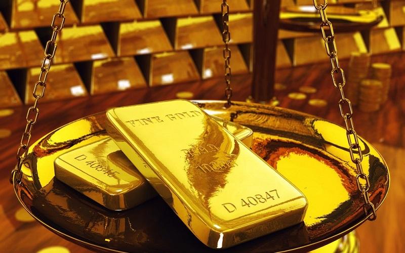 قیمت جهانی طلا سال آینده به 1445 دلار خواهد رسید