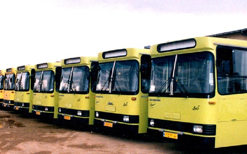 توقف تولید دو اتوبوس در خودروسازان داخلی