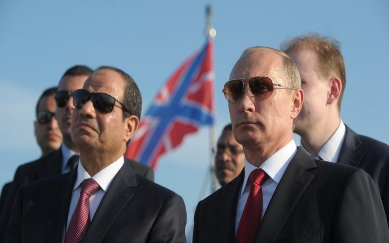 روسیه پروازهای خود به مصر را از سر میگیرد