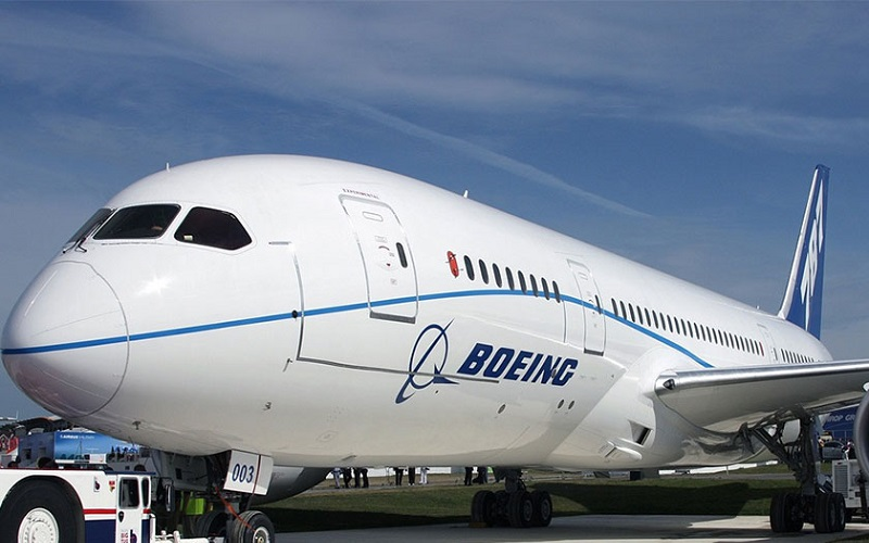 فلایدبی رکورد خرید هواپیما از بوئینگ را شکست